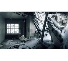 12.12.2010: Arctic Hysteria Photographic Print