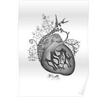 there's an empty space inside my heart where the weeds take root Poster