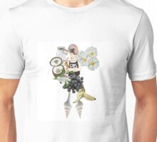 DKNY with flowers Unisex T-Shirt