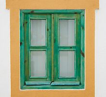 Traditional Portuguese window by homydesign