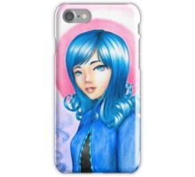 The Rain Lady (Juvia Loxar) iPhone Case/Skin