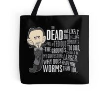 Dolorous Edd Tote Bag