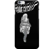 Femme Fatale Dark iPhone Case/Skin