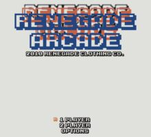 Renegade Arcade by rebelwun