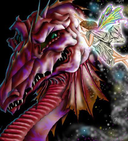 Dragon Whisperer Sticker