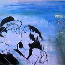 """Custom Alternative Portrait. """"Kiss"""" by Katie Robinson"""
