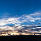 radio towers by Kevin Williams