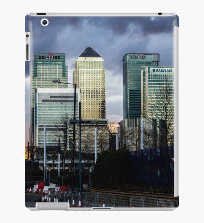Canary Wharf iPad Case/Skin