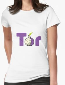 Tor Ultimate ! Womens Fitted T-Shirt