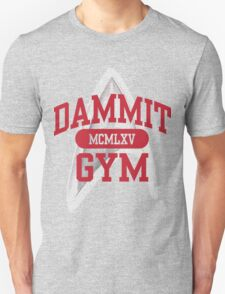 Dammit Gym 1965 T-Shirt