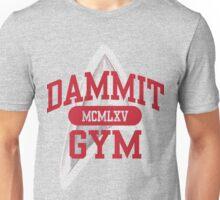 Dammit Gym 1965 Unisex T-Shirt