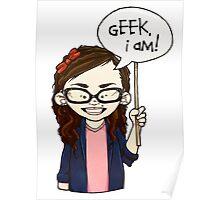 Geek I am ! Poster