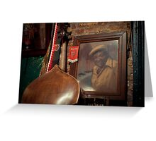 Fritzels - French Quarter - New Orleans, Louisiana Greeting Card