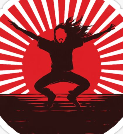 Steve Aoki Ultimate [ Ultra HD ] Sticker