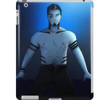 Think you're tough?  iPad Case/Skin