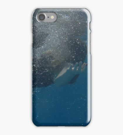 The Girl Who Fell in the Water  iPhone Case/Skin