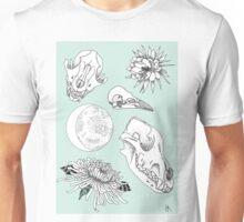 flash in mint Unisex T-Shirt
