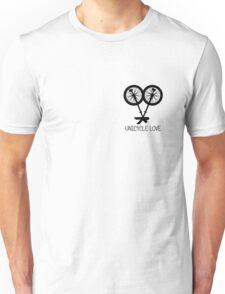 Unicycle love Unisex T-Shirt