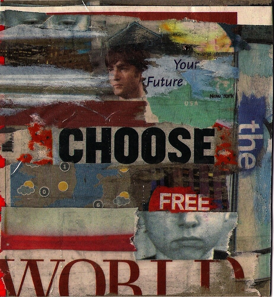 choose the free world' by steve2727