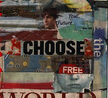 choose the free world' by steve jones