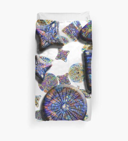 Diatom Free Form Duvet Duvet Cover