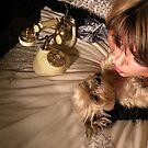 Puppy Love.... by Rita  H. Ireland