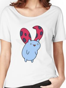Flying Catbug Women's Relaxed Fit T-Shirt