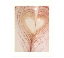 I Love Music~ Art Print