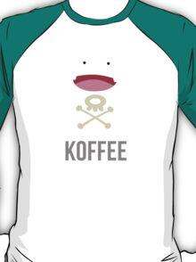 Koffing Koffee (Pokemon) T-Shirt