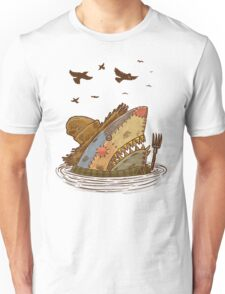 The Scarecrow Shark Unisex T-Shirt