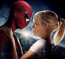 The Amazing Spider-Man - Gwen by saraheriksson