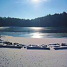 Cloe Lake - Winter Morning by teresa731
