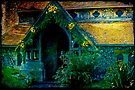A Floral Welcome at The Village Church by Chris Lord