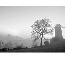 Clifton Suspension Bridge Photographic Print