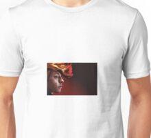VECTOR PORTRAIT---la roux Unisex T-Shirt