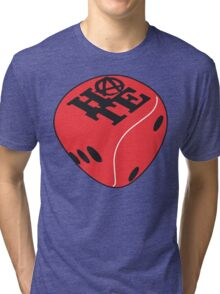 Red Dice Tri-blend T-Shirt