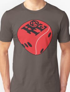 Red Dice Unisex T-Shirt
