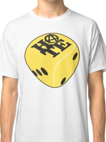 Yellow Dice Classic T-Shirt