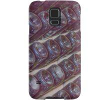 wine bottles in the cellar Samsung Galaxy Case/Skin