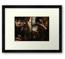 autumn's spirit Framed Print