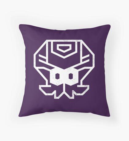 OCTOCONS Throw Pillow