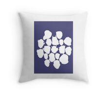 Welcome to the Team - shade Throw Pillow