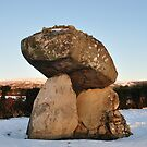 Proleek Dolmen on a Winter's Day by Mairead1