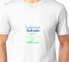 I want to Explore Unisex T-Shirt