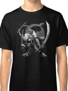 black 'n white samurai Classic T-Shirt