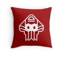 AUTOSQUIDS Throw Pillow