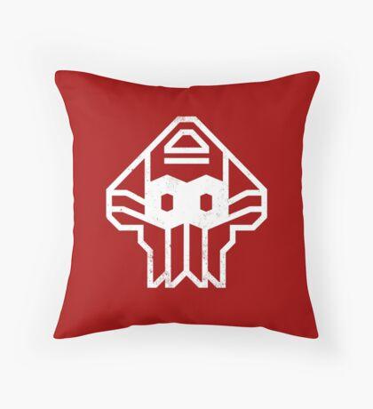 AUTOSQUIDS Throw Pillow
