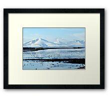 Blennerville, Kerry, Ireland Framed Print