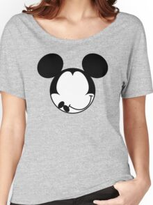 DISMAL MOUSE Women's Relaxed Fit T-Shirt
