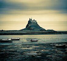 Lindisfarne Castle by DeePhoto